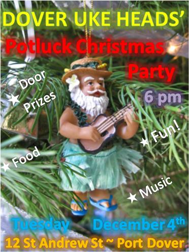 Potluck Christmas