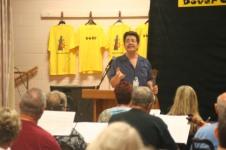 Jim Beloff leading his workshop