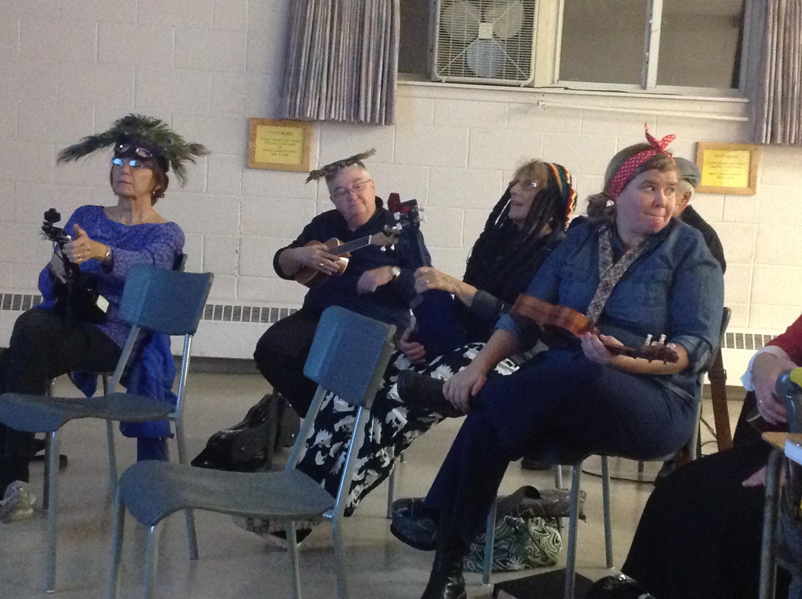 ukulele | Dover Uke Heads ~ DUH!